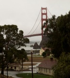 """View of Golden Gate Bridge from Cavallo Point"""